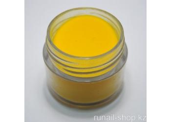Цветная акриловая пудра (цвет манго, Pure Mango), 7.5 г