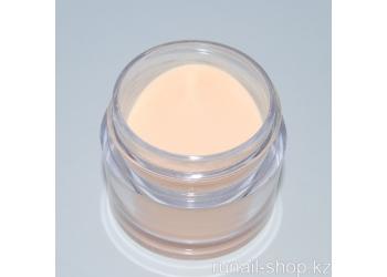 Цветная акриловая пудра (пастельный тон, светло-оранжевая, Pastel Peach), 7,5 г