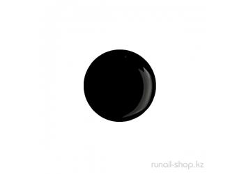 Цветной УФ-гель (Черный, Black ), 7,5 г