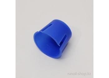 Стаканчик для маникюра (пластик, 5 цветов)