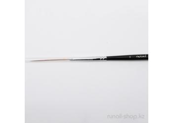 Кисть для дизайна ногтей Long Stripper Synthetic ANL №5