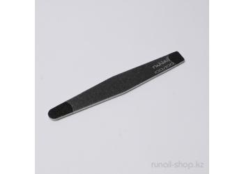 Пилка для искусственных ногтей (чёрная, ромб, 100/100)
