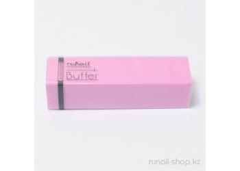 Шлифовщик для ногтей (розовый, 180)