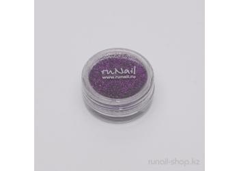 Дизайн для ногтей:  блёстки (насыщенно-фиолетовый)