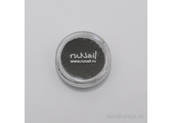 Бульонки для наращивания ногтей (черный)
