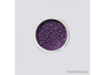 Бульонки для ногтей (фиолетовый)