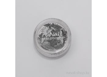 Дизайн для ногтей: бабочки из ткани для ногтей (черный)