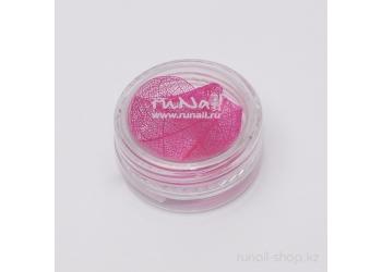 Сухие листья для ногтей (розовый)