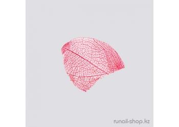 Сухие листья для ногтей (темно-сиреневый)