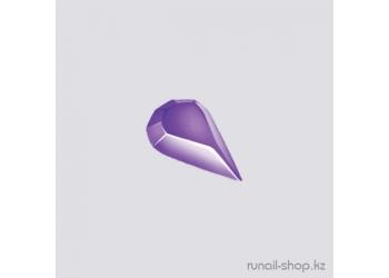 Пластиковые капельки для ногтей (фиолетовый)
