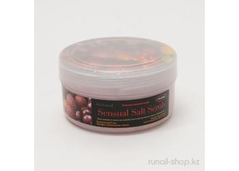 Нежный соляной скраб, 260 мл