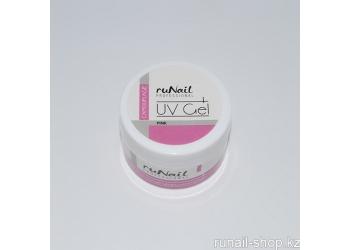 Камуфлирующий УФ-гель (Розовый, Pink), 15 г