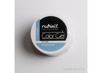Цветной УФ-гель (Лазурный, Azure), 7,5 г