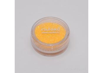 Дизайн для ногтей:  блёстки (темно-желтый)