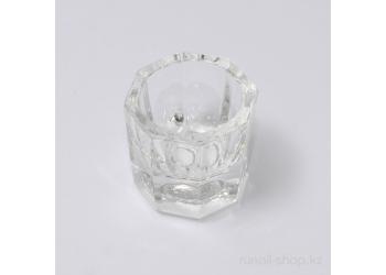 Стаканчик для жидкости (стеклянный)