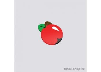 Фимо для ногтей (яблоки, красный)