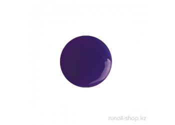 Цветной гель для наращивания ногтей (витражный, Пьемонтская фиалка, Biella Viola), 7,5 г