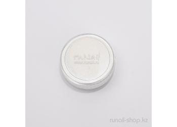 Дизайн для ногтей: пигмент для ногтей (белый)