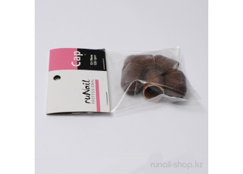 Колпачек для ногтей абразивный, 13х19мм,120 грит(5шт)