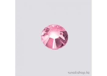 Стразы для ногтей розовые 1,5мм 50шт