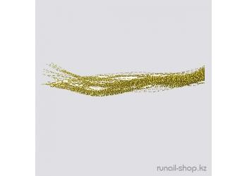 Нити для дизайна ногтей (золотой)