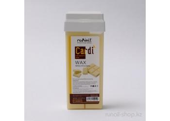 Воск для депиляции Cardi (Белый шоколад), 100 мл