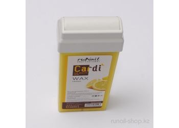 Воск для депиляции Cardi (Лимон), 100 мл
