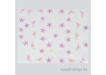 Наклейки для дизайна ногтей 3D (цветы) №1689