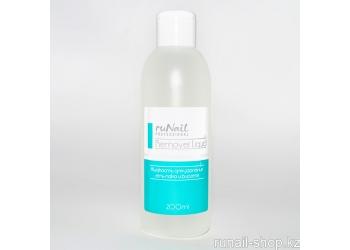 Жидкость для удаления гель-лака и биогеля, 200мл