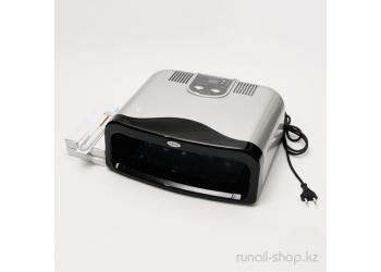 УФ-Лампа 54Вт (серебряная, таймер до 9,59мин, бесконечность, эл.панель управления)
