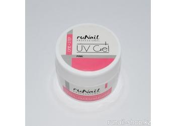 Однофазный УФ-гель (розовый), 30 г
