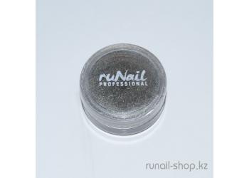 Пыль для ногтей (серебряный, матовый)