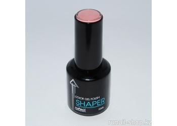 Гель-лак Shaper (классический, цвет: Ванильный лед, Vanilla Ice) 15мл