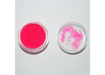 Дизайн для ногтей: мармелад (цвет: розовый)