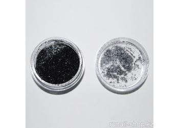 Дизайн для ногтей: мармелад (цвет: черный)