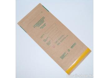 Крафт пакеты для стерилизации 100*200мм (100 шт)