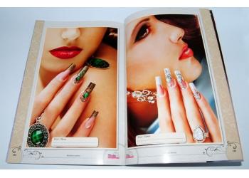 Каталог для салонов красоты. Дизайн ногтей от Екатерины Мирошниченко
