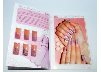 Дизайн для ногтей. Гардероб для барби. Мирошниченко Е.