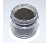 Цветная акриловая пудра (черная, Pure Black), 7.5 г