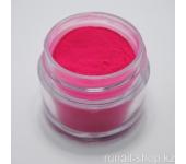 Цветная акриловая пудра (ярко-розовая, Pure Hot Pink), 7.5 г