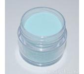 Цветная акриловая пудра (бирюзовая,Pure Turquoise), 7,5 г