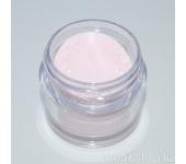 Цветная акриловая пудра (с блёстками, светло-розовая, Sparkling Fuschia), 7,5 г