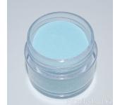 Цветная акриловая пудра (флуоресцентная, голубая, Neon Blue), 7,5 г