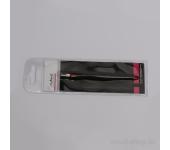 Инструмент для обрезания кутикулы (пластиковая ручка), RU-0149