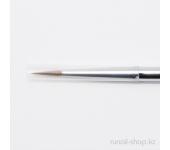 Кисть для дизайна ногтей  Detail M Sable ACR №3