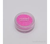 Дизайн для ногтей:  блёстки (ярко-розовый)