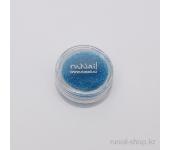 Бульонки для дизайна ногтей (цвет морской волны)