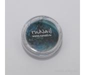 Перья для наращивания ногтей (насыщенно-синий)