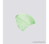Сухие листья для маникюра (салатовый)
