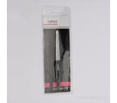 Пилка для натуральных ногтей (металл. с алмазным напылением, 14 см, 180), RU-0604